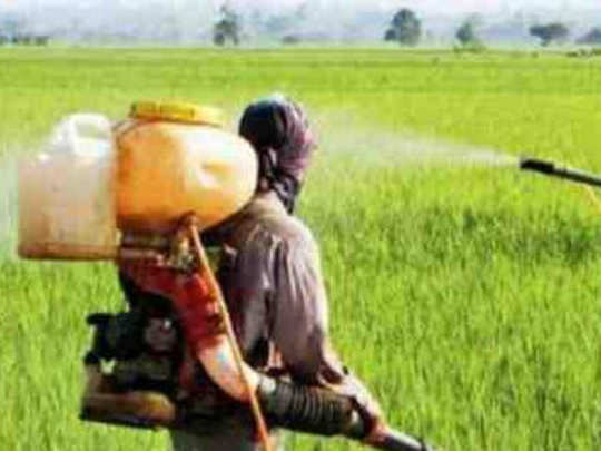 Pesticide-Poisoning
