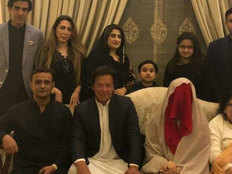 connection between imran khans victory and his third marriage