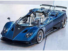 at rs 122 crore pagani introduces worlds most expensive car