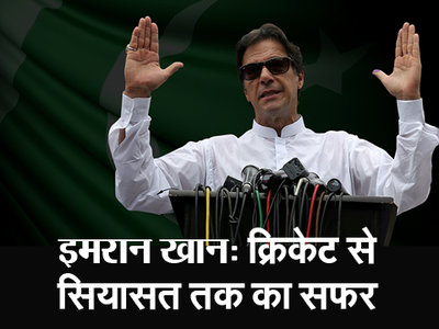 इमरान खान: पाकिस्तानी क्रिकेट का बादशाह यूं बना सियासत का सूरमा