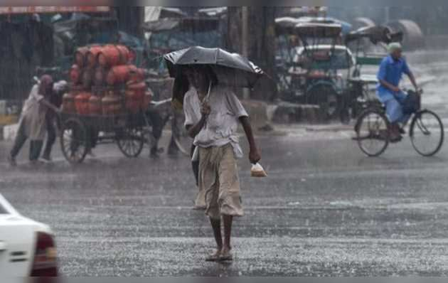 मौसम विभाग ने दो दिनों तक मध्यम दर्जे की बारिश की घोषणा की है।