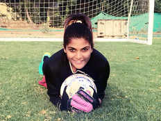 aditi chauhan says cotif cup football tournament an opportunity to judge team