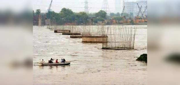 दिल्ली: चेतावनी स्तर तक पहुंच सकता है आज यमुना का जलस्तर