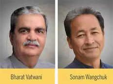 bharat vatwani and sonam wangchuk win ramon magsaysay award