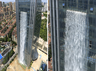 video bizarre waterfall tower now among china s weird buildings