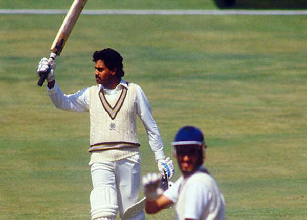 दिलीप वेंगसरकर (102 रन)