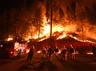 california fires devastate over 100000 acres