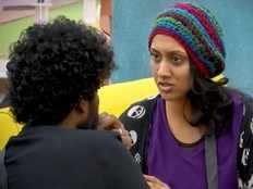 vaishnavi enters into the bigg boss house again