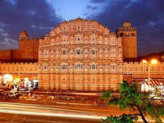 wallled city of jaipur proposed to be unesco world heritage
