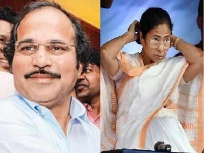 पश्चिम बंगाल कांग्रेस अध्यक्ष ने ममता बनर्जी पर साधा निशाना