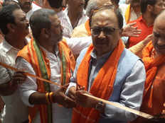 health minister siddharthnath singh attacked on opposition told the third front dangal morcha