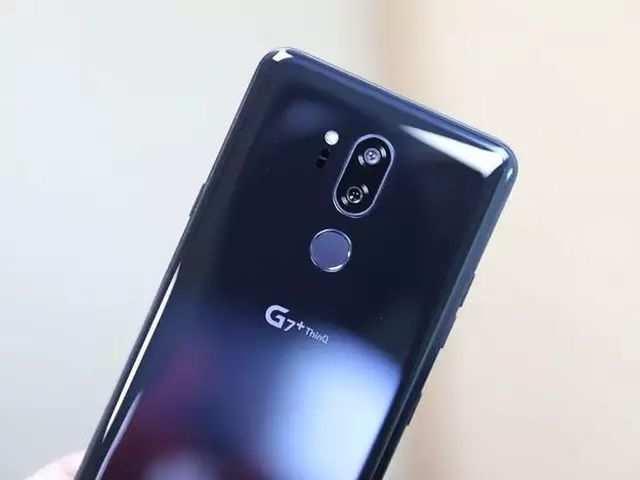 LG G7+ ThinQ में है स्नैपड्रैगन 845 प्रोसेसर और एआई कैमरे, जानें कीमत