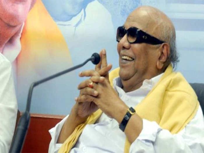 M.-Karunanidhi