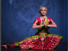 12 years old nri telugu girl is using dance to reach out to humanity
