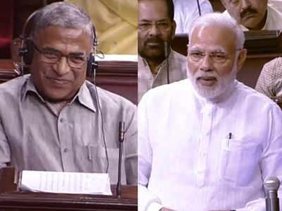 प्रधानमंत्री मोदी ने नए उपसभापति की जमकर तारीफ की