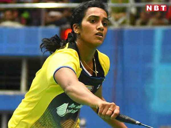 asian games pv sindhu will try to change color of medal in badminton