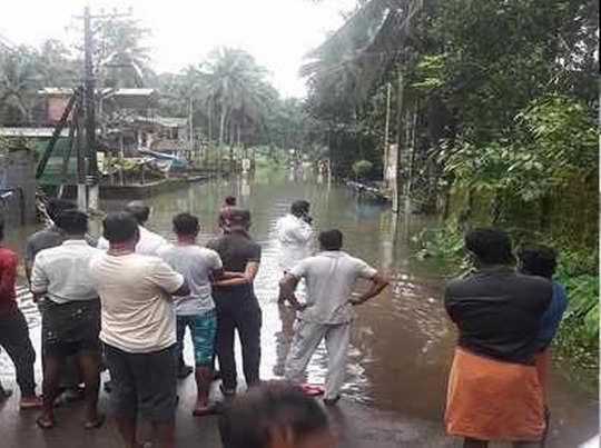 केरल में बारिश से 18 की मौत