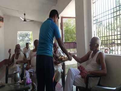 हरिवंश के पैतृक गांव में लोगों ने मनाई खुशियां