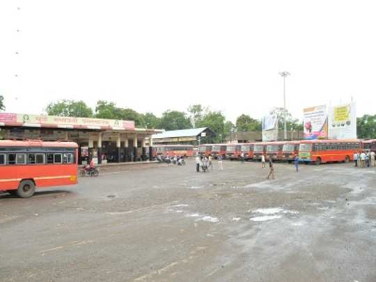 dhule busstand