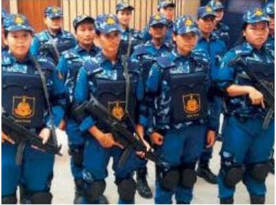 Gruh Mantri Aaj Desh Ko Saunpeinge Pehli Mahila SWAT Team, Jaaniye 10 Badi Baatein