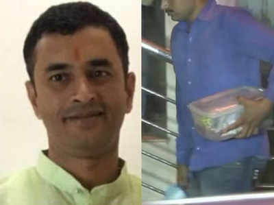 Mumbai Naala Sopaara Mein Ek Ghar Se Baraamad 8 Desi Bam, Visfotak Banaane Ka Saamaan Bhi Mila, 1 Arest