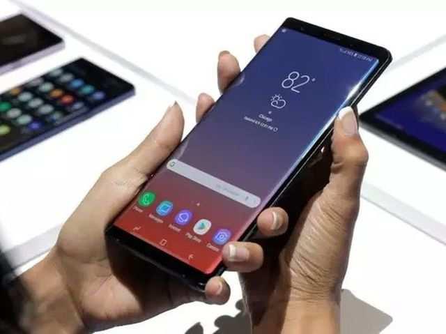 Samsung Galaxy Note 9 vs नोट 8: जानें क्या है फर्क