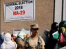 pak poll official claims he was abducted by security forces for vote rigging