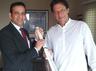 indian high commissioner to pakistan ajay bisaria met pakistans pm designate imran khan