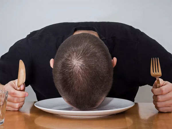 do you why you feel sleepy after eating food
