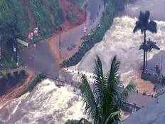 water level in idukki dam is getting lower