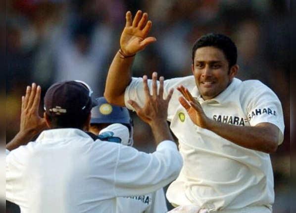 नवंबर 2004, vs ऑस्ट्रेलिया @ मुंबई