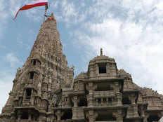 know how to reach dwarkadhish temple of gujarat dwarka