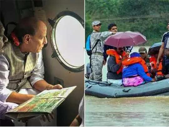 Kerala flood: केरळमध्ये ढगफुटी; शंभर कोटींचं पॅकेज जाहीर