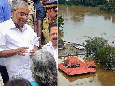 Kerala Baadh CM Vijyan Ne Kaha, 8316 Karod Ka Nuksaan, Kendra Se Maangi Aur Jyaada Madad