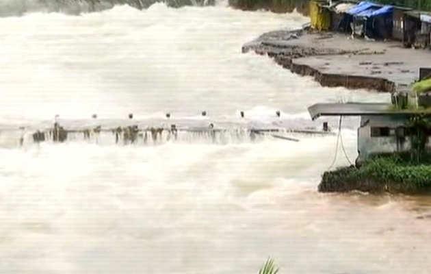 केरल में बारिश और बाढ़ से मरने वालों की संख्या पहुंची 39