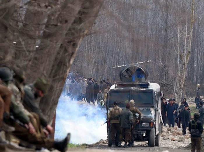 कश्मीर में हिंसक प्रदर्शन (फाइल फोटो)