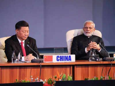भारत और चीन के बीच हाल में कई हाई लेवल मीटिंग हुई हैं