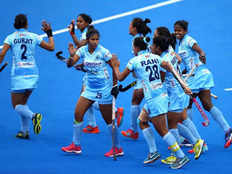 men and women hockey teams leave for upcoming asian games
