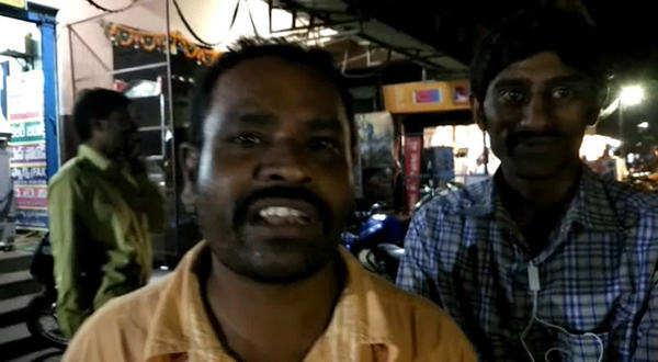 watch earthquake tremors fears bhadrachalam people