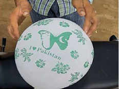 sirsa love pakistan balloon flew in india investigation