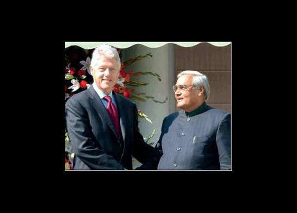सुधारे थे भारत-अमेरिका के रिश्ते