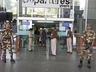 mentally unstable man tried to high jack taxi at igi airport