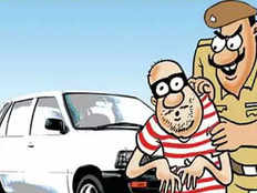ola cab drivers looted at gun point