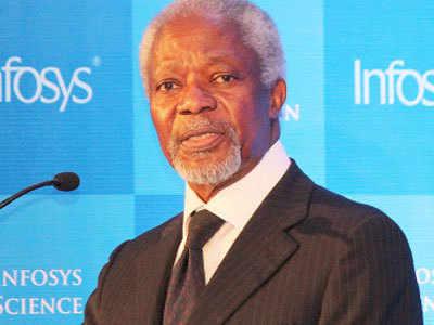 80 Saal Ki Umr Mein Sanyukt Raashtra Ke Poorv Mahaasachiv Kofi Annaan Ka Dehaant