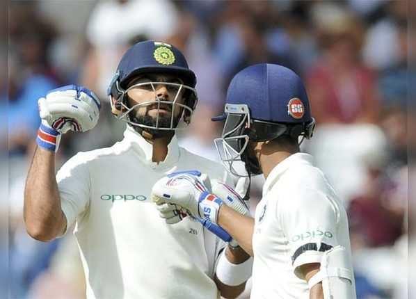 नॉटिंगम में बल्लेबाजों का बेहतर प्रदर्शन