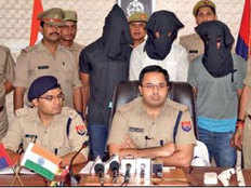 nation player became criminal arrested in uttar pradesh