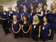16 nurses at arizona hospital are all pregnant