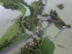 kerala floods heartbreak kochi native commits suicide
