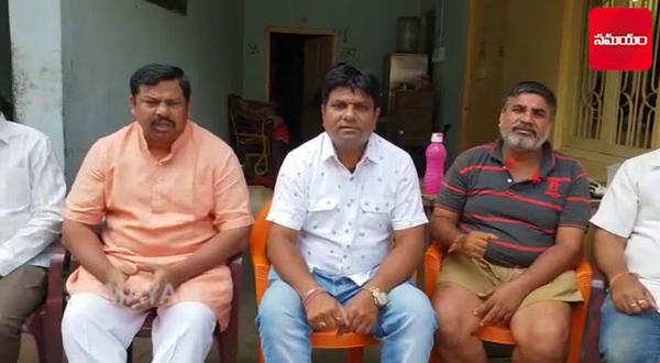 watch mla raja singh protest against gau hatya