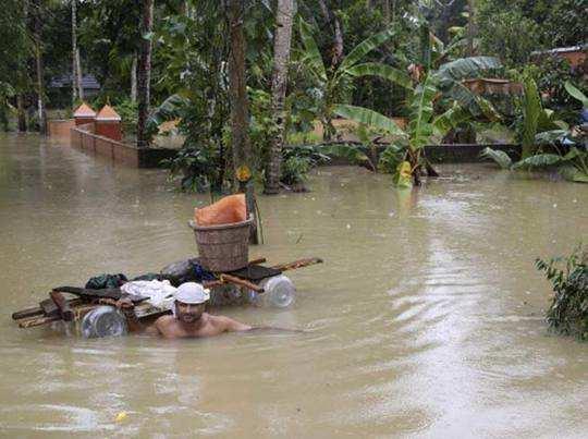फाइल फोटो: केरल बाढ़